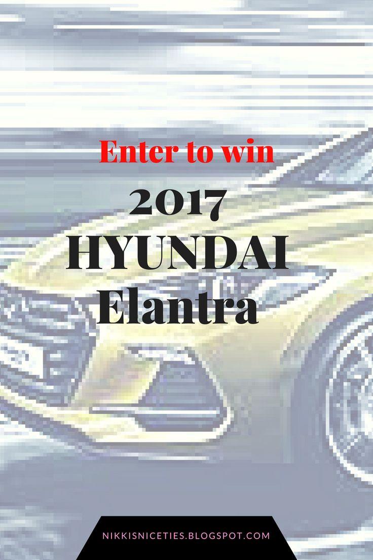 Win a 2017 hyundai elantra septemberhtml