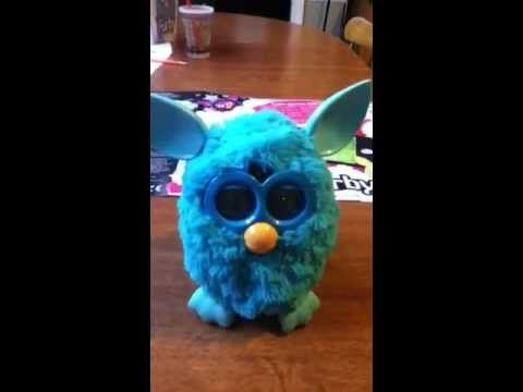 how to repair a Dead, broken 2012 New Furby - re-set, repair, fix. I will need this