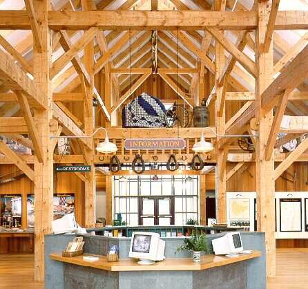 61 best images about timber frame homes on pinterest for Ranch style timber frame homes