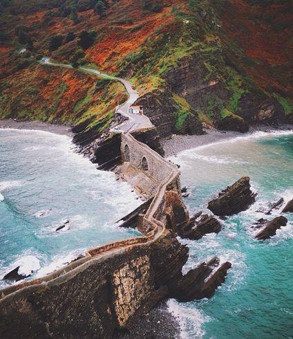 Roadtrip through Basque Country // alex strohl