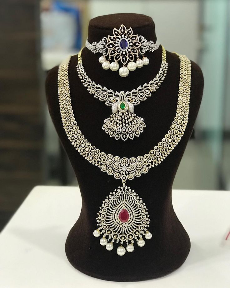"""45 Likes, 4 Comments – SOLITAA DIAMONDS (solitaa) on Instagram: """"#southindianj…"""