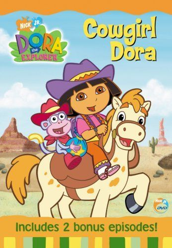 Dora the Explorer - Cowgirl Dora DVD ~ Dora the Explorer, http://www.amazon.com/dp/B0001Q4HPW/ref=cm_sw_r_pi_dp_xpSrtb0XD7F20