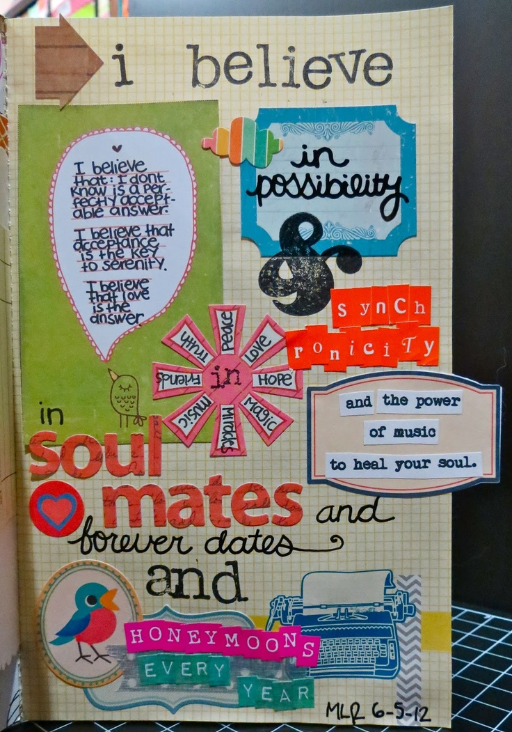 Inspiration Everywhere: Art Journal Every Day Update...