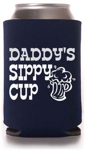 #Mancave can coolers from Totally Promotional #Koozies