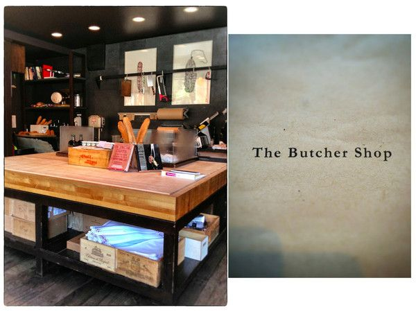 The Butcher Shop Restaurant