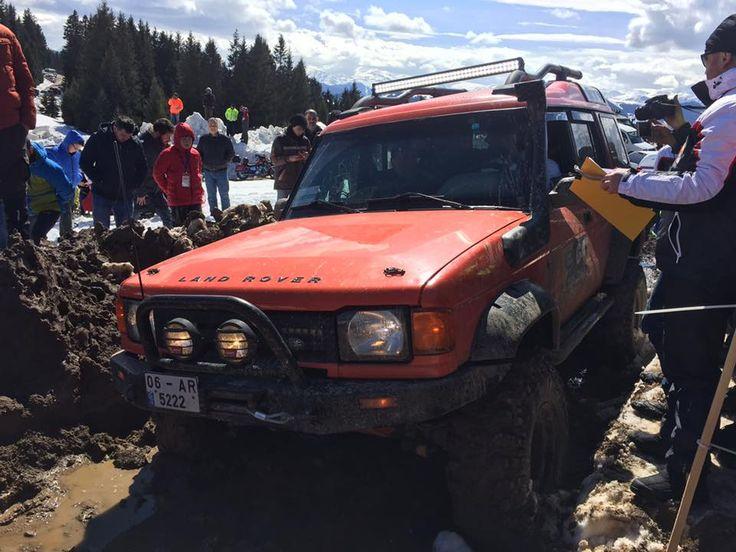 Kulakkaya Kar Festivali ve off road yarışları