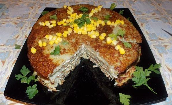 Торт картошка рецепт с фото