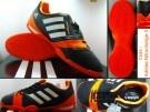 Sepatu Futsal Adidas Nitrocharge Hitam Orange
