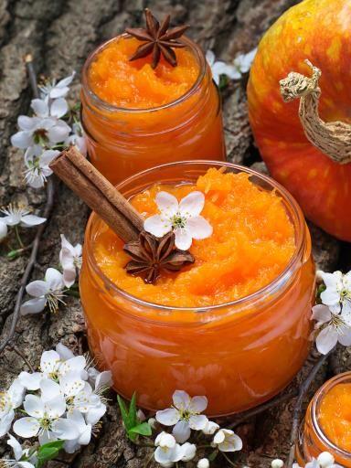 Confiture potimarron-orange : Recette de Confiture potimarron-orange - Marmiton