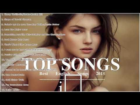 Latest Top Ten English Songs 2018 — TTCT