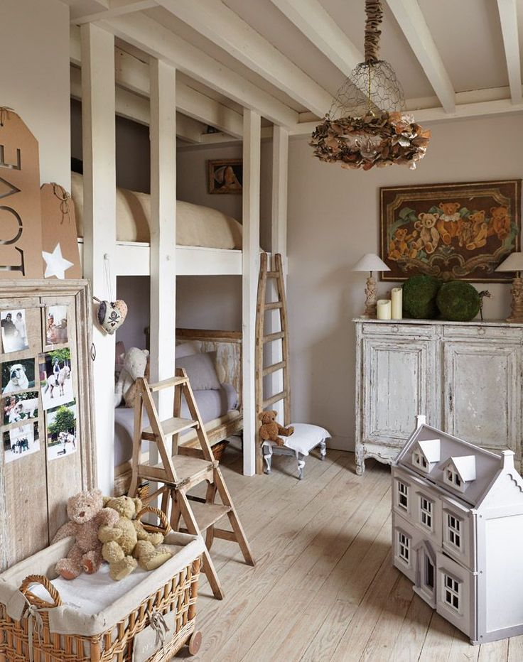Discover the authentic French Country and Gustavian charm of an estate home a short ride from Paris.