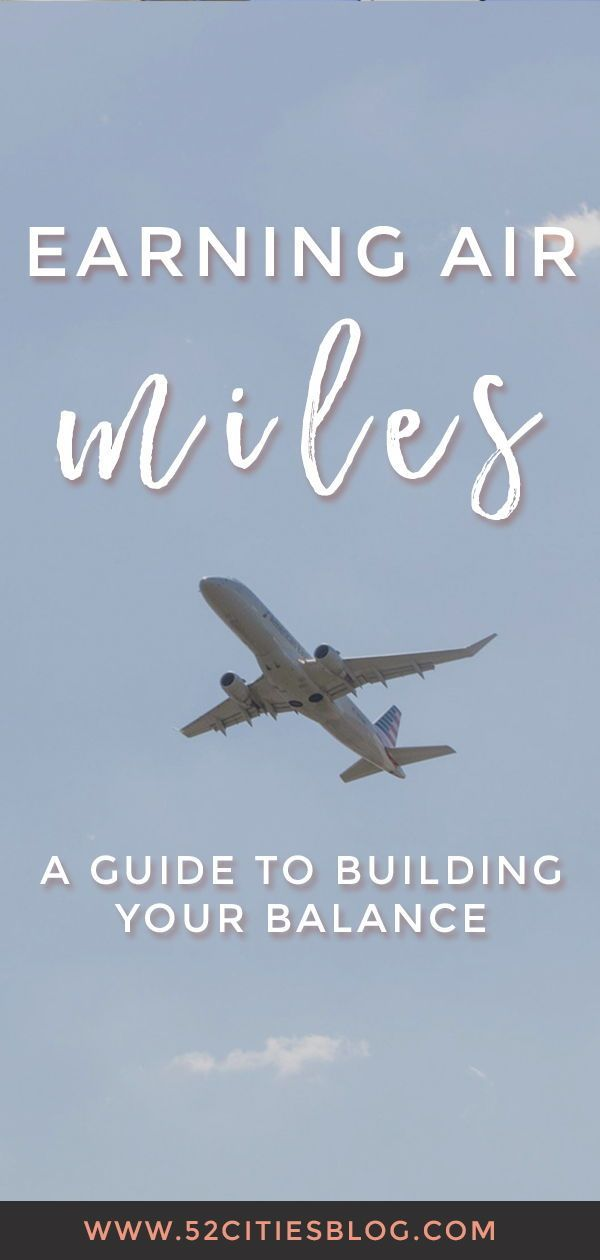 How To Build Airline Miles Best Travel Credit Cards Credit Card