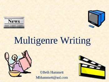 A Multigenre Research Paper Is A Challenging Task