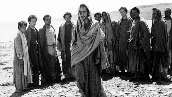 'The Gospel According to Matthew' one of the great works of world cinema Pier Paolo Pasolini Spotlight