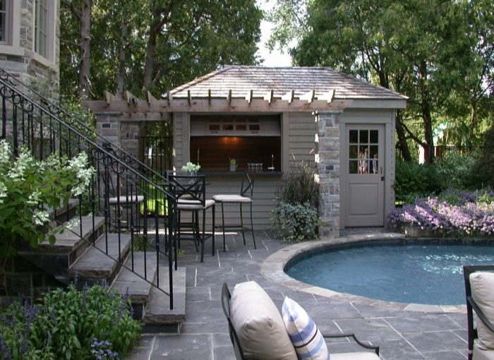 Best 25+ Pool house shed ideas on Pinterest | Pool shed, New shed ...