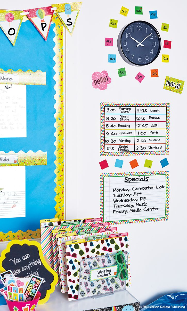 How Classroom Decor Affects Students : Best images about school pop classroom on pinterest
