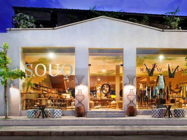 Shopping in Bali:  Souq