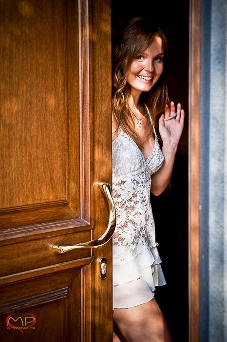 Wedding in Italy / The Bride