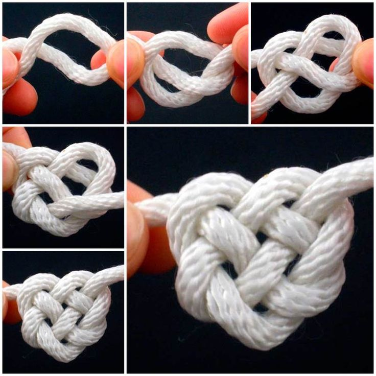 Celtic knotsare a variety ofknotsandstylizedgraphicalrepresentations of knots used for decoration. Nowadays they are widely usedin fashion projects making necklaces or bracelets. Here is a nice tutorial on how to make a Celtic heart knot. It's very easy to make. It's great for a pendant or bracelet because of its unique …