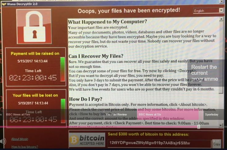 How to remove Wana Decrypt0r 2.0 from your computer easily.