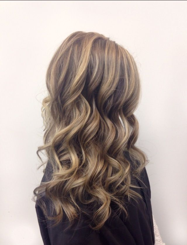 Multi Dimensional Cool Blonde Achieved Using Balayage