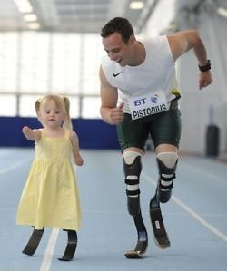 MotivationLittle Girls, Life, Heart, Bad Attitude, South Africa, Blade Runners, Inspiration Quotes, Positive Attitude, Oscar Pistorius