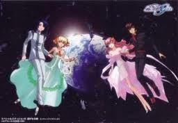 Gundam Seed Ending