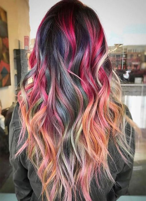 1669 Best Images About Hairstyles 2017 On Pinterest