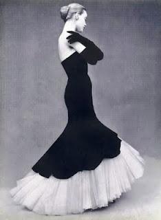 Balenciaga Evening Gown 1951