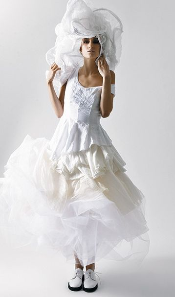 White Fashion, Brides Dresses, Buy Ivan, White Whisperer, White Whitewhit, Bride Dresses, Art Dresses, Ivan Grundahl, White Volume