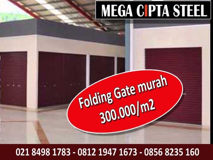Hasil gambar untuk folding gate tambun