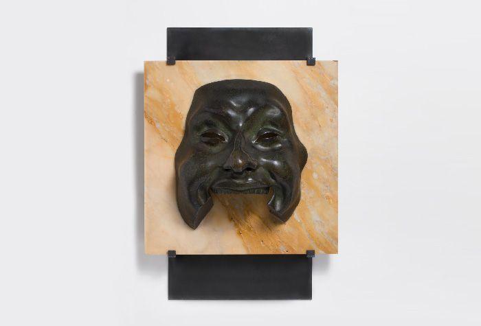 Adolfo Wildt (1868-1931) - Maschera dell'idiota (1910)