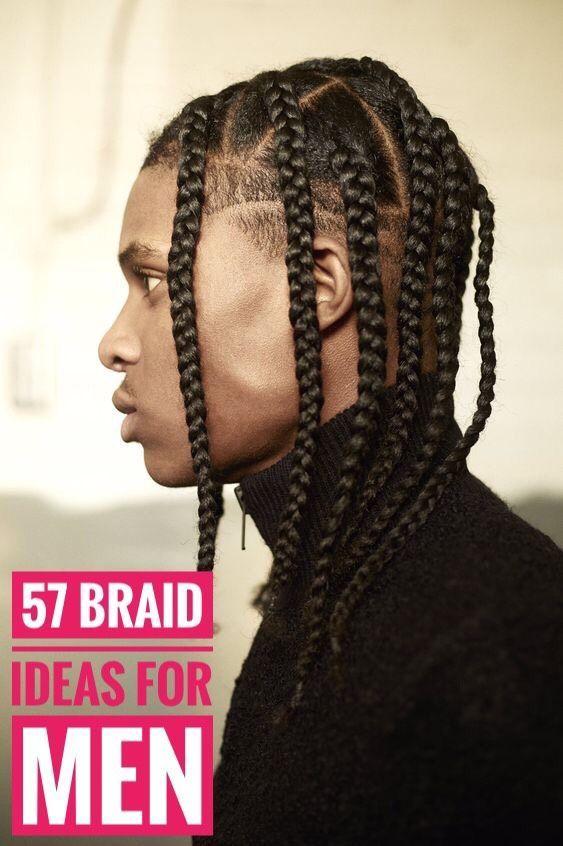 57 braids for men ideas #hair #dress #menhaar #menhairdry #menhairfry   – Herrenfrisuren
