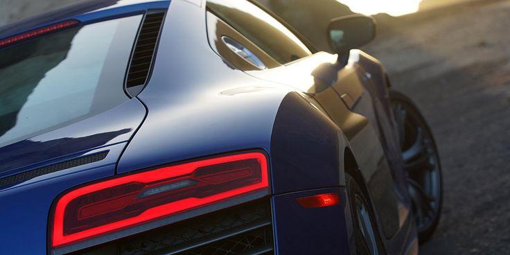Driven: 2014 Audi R8 V10 plus S tronic