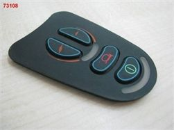 Belmo VR2 6 Düğmeli Ped ( VR2 Tuş Takımı) Belmo                            (73109)