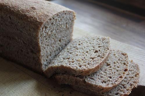 Brød med manitoba-mel