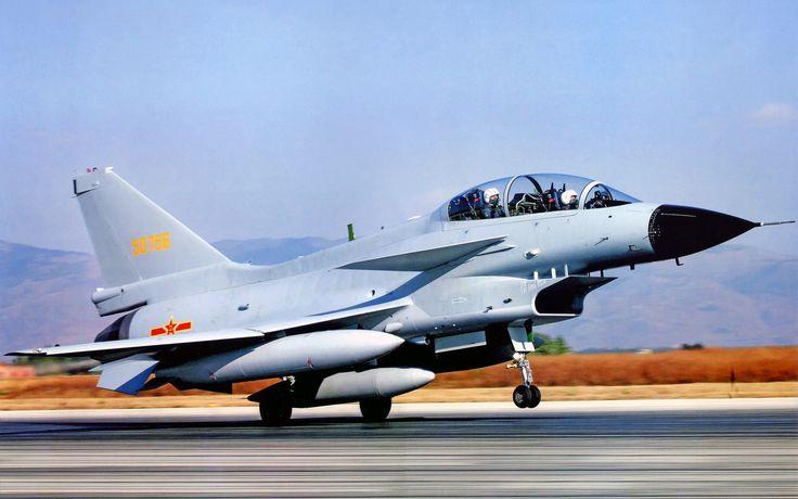 Chengdu J-10 Chinese Fighter