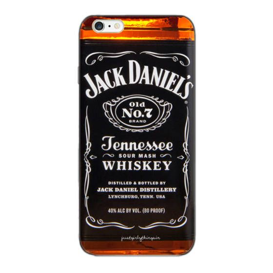 Shopo.in : Buy Designer Cute Phone Cover / Case For Iphone 6 Plus - Jack Daniels online at best price in Mumbai, India