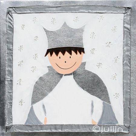Prins Zilver te koop via www.julijn.nl