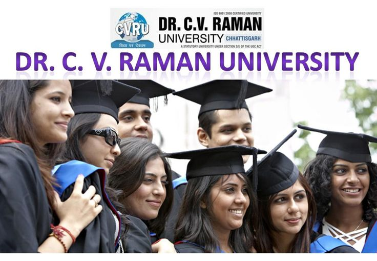 Dr. C. V. Raman University is Among the Best Engineering Colleges in India
