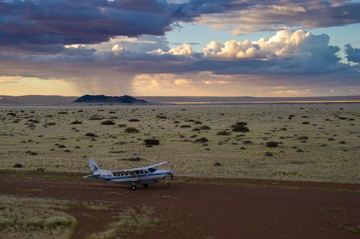 Fond memories of summertime in the Namib-Naukluft National Park with the dunes of Sossusvlei in the distance. Namibia is Wilderness Air's second biggest operation, servicing over 11 camps and moving approximately 14 000 passengers every year...
