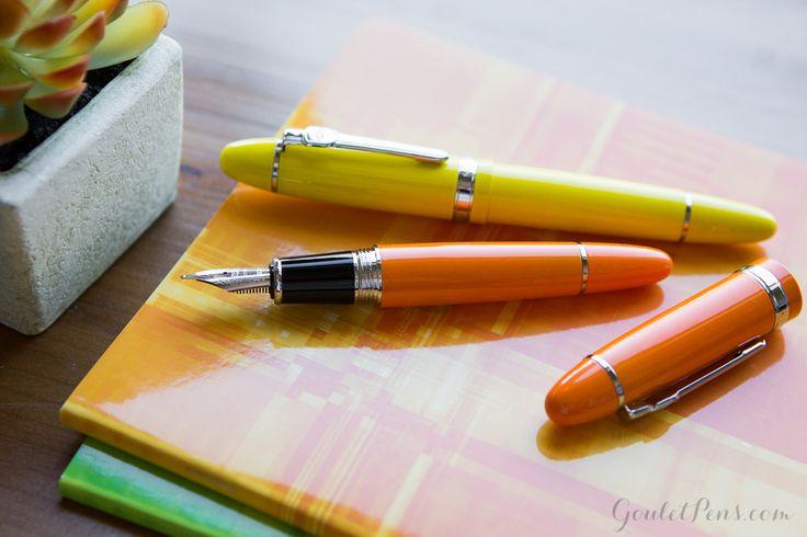 Fountain Pens | Jinhao 159 - orange | GouletPens.com