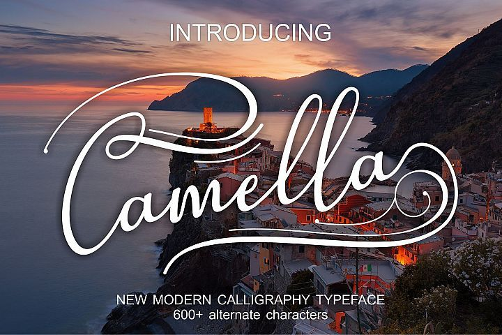 Camella just $1.00 for a limited time. #ad.