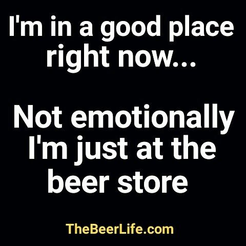 The beer store is always a good place to be! Check out TheBeerLife.com!