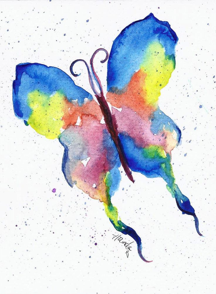 watercolor painting ideas bing images