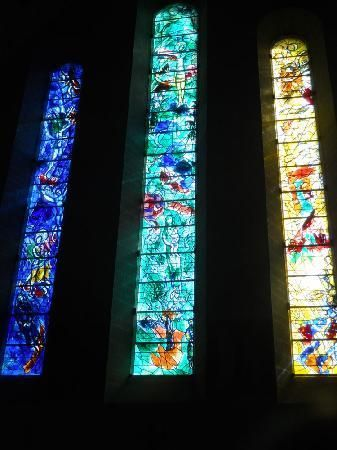 Church of Our Lady (Fraumunster) - Zurich - Reviews of Church of Our Lady (Fraumunster) - TripAdvisor Zurich for Free tour guide  Chagall Windows!