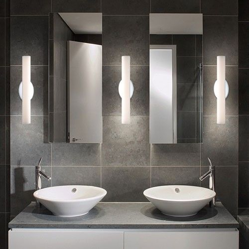 And Speaking Of Modern Lighting In The Bathroom, The Loft WS 3618 Bath Light