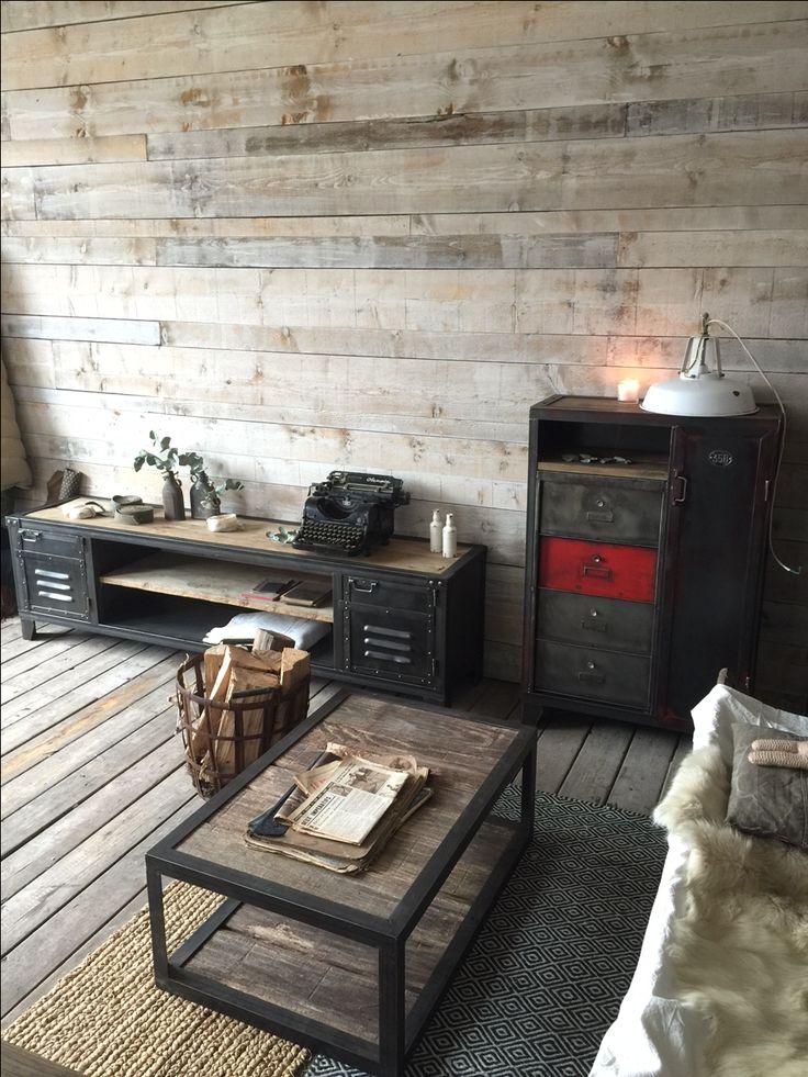 Nouveaux produits Proposé par LDT l'or du temps le spécialiste de la création de mobilier industriel sur mesure (Vintage rétro d'atelier d'usine )