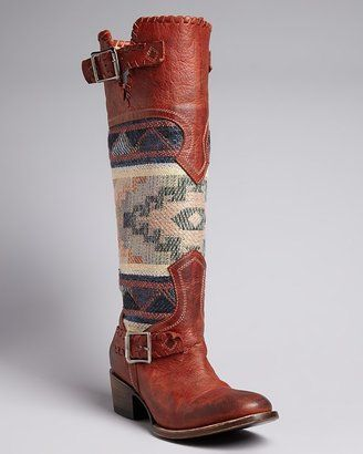 FREEBIRD by Steven Tall Western Boots - Quixote, I love these!!