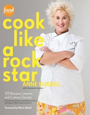 Title: Cook Like a Rock Star | Author/Guest: Anne Burell | Episode 17033| #Books #TheDailyShowFoodnetwork Cookingshowsarefun, Biscuits Recipe